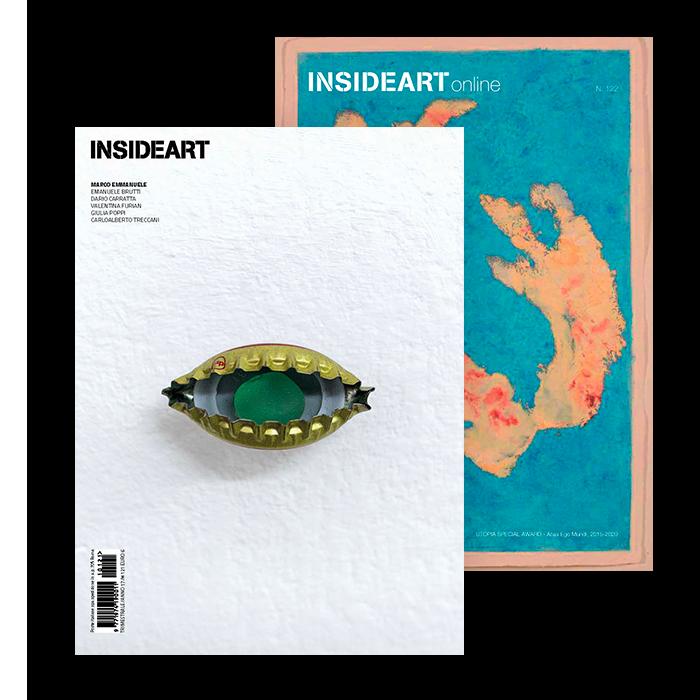 Inside Art rivista trimestrale e mensile