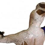 ULISSE-SONO-IO-1(particolare)_ceramica-sperimentale-ferro_cm30x6x12_2011