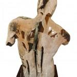 ULISSE-SONO-IO-2(particolare)_ceramica-sperimentale-ferro_cm46x8x12_2011