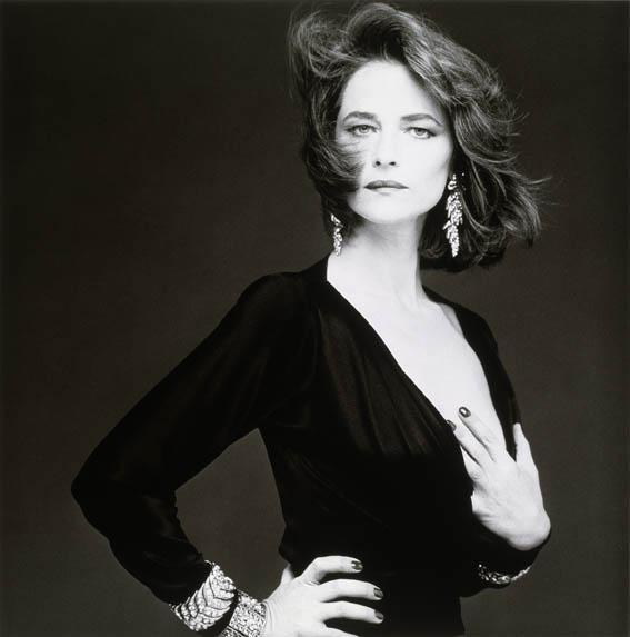 Charlotte Rampling, Paris ; 1985