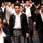 Dolce & Gabbana: Runway - Milan Fashion Week Menswear Spring/Summer 2013
