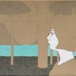 08 Irene Balia, Maya, 2011, acrilico e grafite su carta, 21x30cm