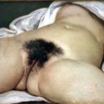 Gustave Courbet - Origine du monde