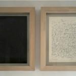 Afterall_Fine a se stesso, Installazione, carta carbone, 2012, Courtesy Dino Morra Arte Contemporanea_2