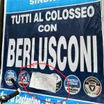 Berlusconi coi leoni