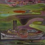 Bruno-Marrapodi_Brooklyn_tecnica mista_su tela_cm_60 x 60
