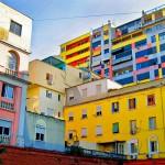 Edi Rama_ Tirana Colors dal film DAMMI I COLORI