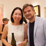 Tomoko Asada e Romano Benini