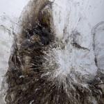 Flussi Immobili -UPSIDE DOWN - 2012 -250x190cm