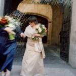 Chiara e Roberta si sono sposate nel comune di Barcellona nel 2010.