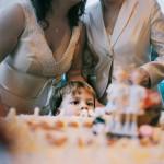 Martina e Delfina vivono a Napoli e hanno un figlio concepito grazie alla fecondazione eterologa nei Paesi Bassi. Si sono sposate nel dicembre del 2009.