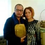 Franco Losvizzero, Anna Lo Presti