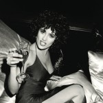 Roxanne Lowit - Selma Hayek Studio 54 Movie NY 1997 - 23x20cm - printed 1997
