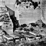 Angelo Pitrone, Deposito degli autobus di Agrigento