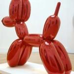 Koons, Baloon dog