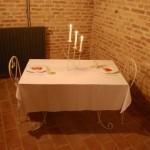 7_Simone Millo, MangiAvorare, 2014, installazione