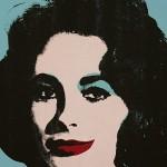 Andy Warhol Liz Taylor