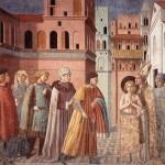 Gli affreschi di Benozzo Gozzoli