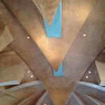 Interno soffitto Carapace