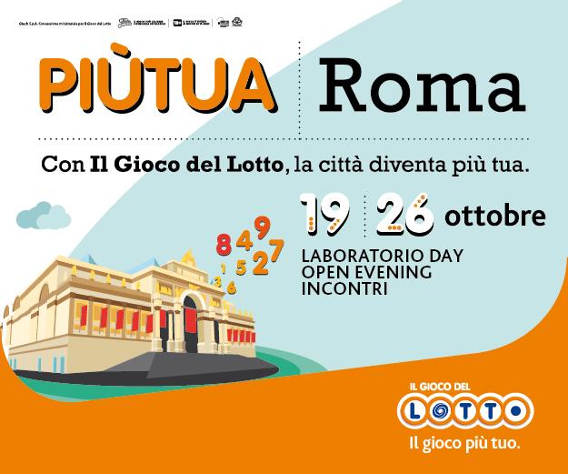 Lottomatica Più Tua Roma