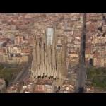 Come sarà la Sagrada Família quando finiranno i lavori