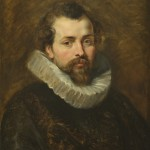 Philippe Rubens, the artist's brother, 1610/11 (oil on oak panel)