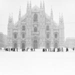 Archivio Fotografico Italiano_Virgilio Carnisio_Duomo Milano_1985