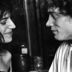Patti Smith and Robert Mapplethorpe 1969