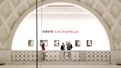 David LaChapelle, photo Micaela Lattanzio