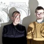 Eugenio Viola and Jaanus Samma Photo by K. Õllek