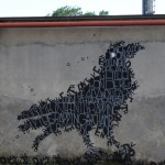 The-Raven-E.A.Poe,-Bunker,-Torino,-2013