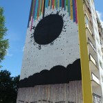 Vortex-and-Raimbow-Irradiation,-Monumental-art,-2014.-Gdansk-Polonia