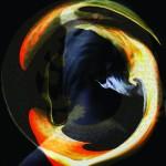 Mya Lurgo, Polluzioni Tantriche, digital art, 2012 (Fase III)