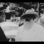 Pubblicati rari filmati d'epoca sugli impressionisti francesi
