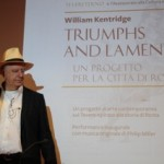 L'artista William Kentridge