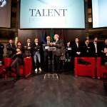 Premiazione Talent Prize 2014. Foto Adriana Abbrescia
