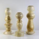 Chiara Lecca, Triptych of true fake marble