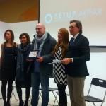 Premio SetUp, curatore under 35