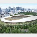 Kengo Kuma, stadio di Tokyo 2020