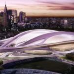 Zaha Hadid, stadio di Tokyo 2020