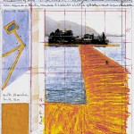 Christo, The Floating Piers, Project, 2014