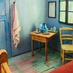 Van Gogh room airbnb