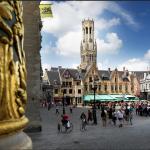 Bruges, panoramica. Photo Milo Profi