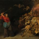 David Rijckaert III, Dulle Griet of Helleveeg