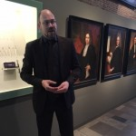 Ruud Priem, Chief Curator at Bruges Hospitaalmuseum