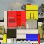 vasily-klyukin, villa Mondrian