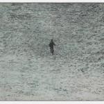 Anselmo-Giovanni,-Entrare-nell'opera,-1971,-tela-emulsionata,-cm.125-x-180,-Collezione-Consolandi
