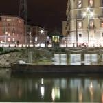 Edicola Radetzky Milano, veduta dal lato Darsena (foto Maurangelo Quagliarella)
