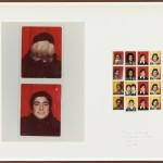 F.Vaccari,-Photomatic-d'Italia,-1973-74,-photostrips-collage-on-card,-cm.50,7x70,2-framed,-Courtesy-P420,-Bologna