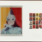 F.Vaccari,-Photomatic-d'Italia,-1973-74,-photostrips-collage-on-card,-cm.50,7x70,2-framed2,-Courtesy-P420,-Bologna